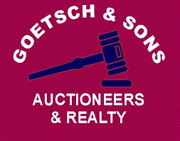 goetsch and sons auctioneers and realty